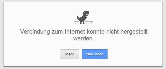 Chrome_Verbindung_zum_Internet_nicht_hergestellt Internetverbindung mit Browser fehlgeschlagen