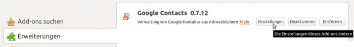Thunderbird_Add-ons_Google_Contacts_Einstellungen