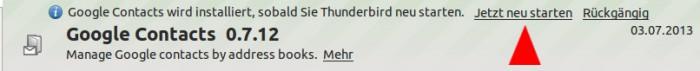 Thunderbird_Neustarten