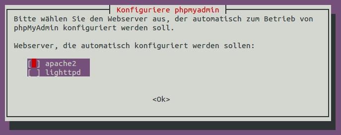 phpmyadmin_konfiguration